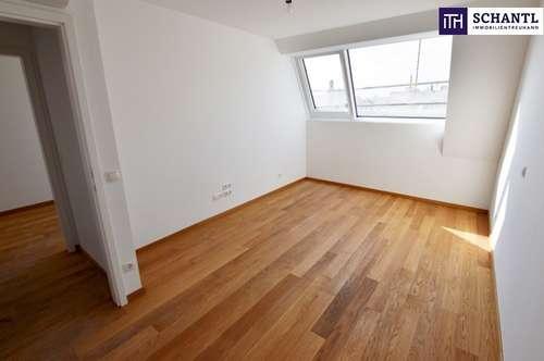 EINFACH BESSER! Top geschnittene Zwei-Zimmer-Wohnung im Dachgeschoss! Urban.kreativ.bunt.
