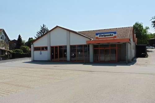 ehemaliger Supermarkt auf Baurechtsgrund