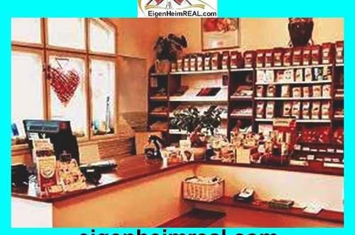 Gutgehendes exklusiv geführtes Einzelhandelsgeschäft Top Lage