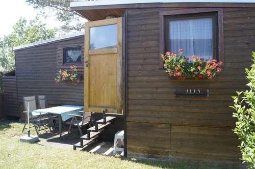 Mobilheim für Naturfreunde zum Entspannen, Segeln oder Surfen...