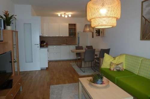 Geschmackvolle, neuwertige 2-Zimmer Wohnung im 1.OG!
