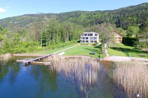 Neubau: Seewohnung am Ossiacher See