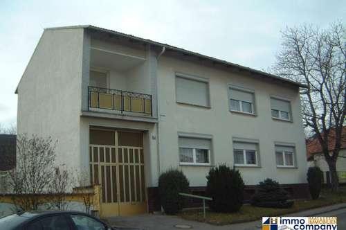 Dezent elegantes Haus für Großfamilien im Bezirk Oberpullendorf. Fragen Sie nach den Grundrissplänen!