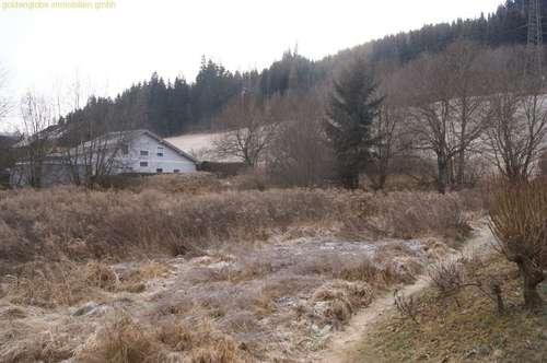 PREISHIT - ca.2090m2 Baugrund in Judenburger Stadtlage