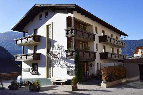 schöne Pension Garni im Tiroler Pitztal