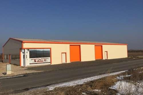 Lagerhalle mit Büro zu verkaufen! |KEIN PROVISION| Baujahr 2017 |