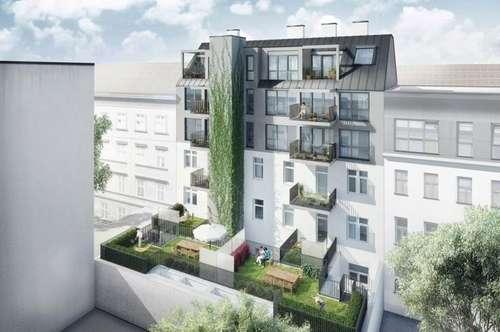 Hofseitige Terrasse + Traumhaft sanierte Altbauwohnung + TOP-Ausstattung + Rundum saniertes Haus + Perfekte Anbindung und Infrastruktur + Ruhelage! Jetzt zugreifen!