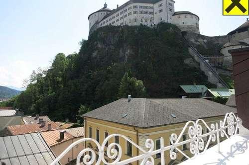 Maisonette-Dachgeschoss-Wohnung im Herzen von Kufstein