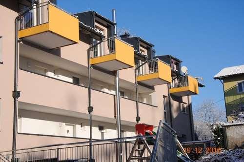 3 Zimmer Wohnung mit 2 Balkone