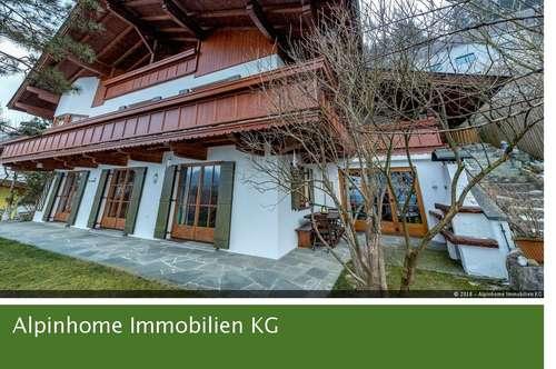 Tiroler Landhaus mit herrlichem Bergpanorama!