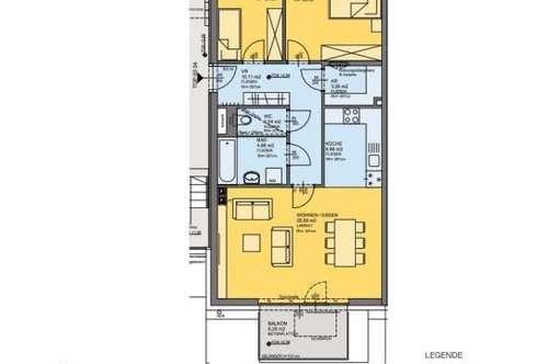 Geförderte Mietwohnungen mit Kaufoption in 2123 Unterolberndorf