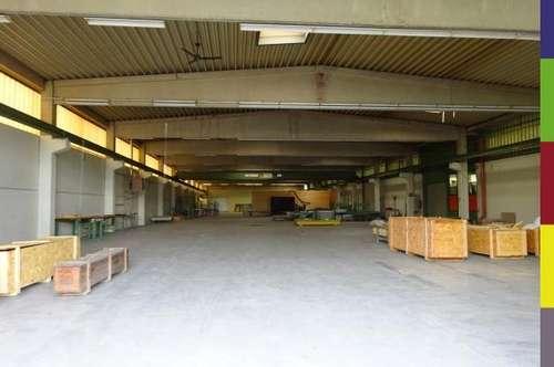 Top Lagerhallen 450-1350m2 ab 3,5-4,5 Euro netto/m2