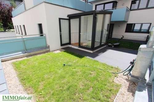 ERSTBEZUG - Loftartige Atelier Gartenwohnung mit 2 Zimmern 18,36m² Garten und 32,45 m² Terrasse - Nähe Schloss Belvedere € 299.000,-,--