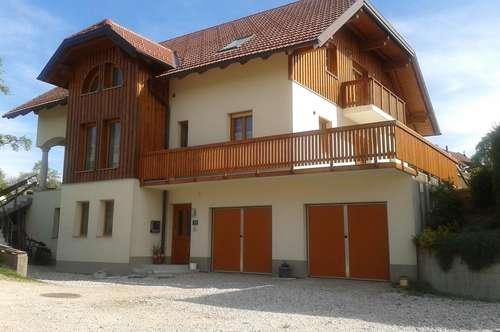 Wohnung in sonniger und ruhiger Lage nahe Ortszentrum und Bahnhof