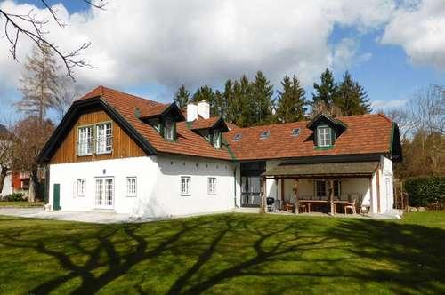 Liebevoll renoviertes Bauernhaus in Laab im Walde