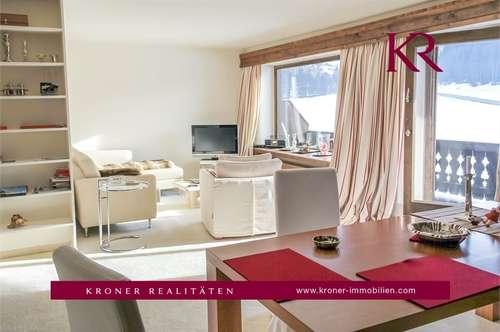 Aurach: Nette Wohnung mit Freizeitwohnsitzwidmung zu vermieten