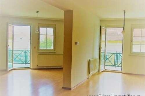 Trend: WOHNEN IN DER PROVINZ - Ausgezeichnete PAAR Wohnung mit BALKON in Bruckneudorf
