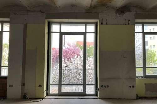 """All you need is a LOFT   Kaiserliche Wohnatmosphäre auf 58m² mit Balkon   """"Espandrilles Balconyflat"""""""