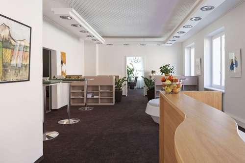 Sehr schöne Büroräumlichkeit