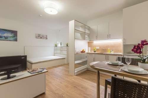 NEUBAU - Hochwertige möblierte Wohnungen auf Zeit zum Pauschalpreis inkl. WLAN, Strom, Heizung, Kalt- und Warmwasser ***BARRIEREFREI*** nur mehr 1 Apartment verfügbar