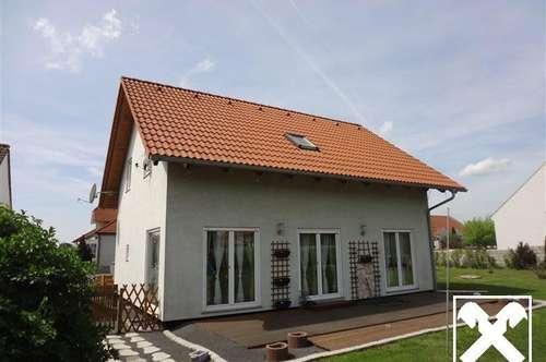 * Hanlo - Haus * mit Wohnbauförderung und Keller auf großem Grundstück in ruhiger Siedlung!