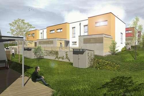 Reihenhaus im Bau in Oberpullendorf