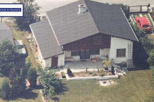 Schönes, großes Haus (144m² Wfl.) ...ganzjähriges Wohnen am Neufelder See!