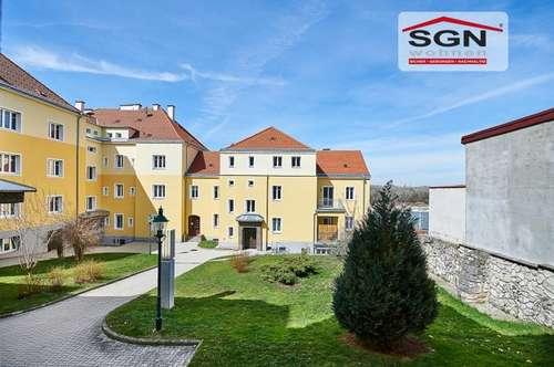 2-Zimmer Mietwohnung in der Nähe Donau