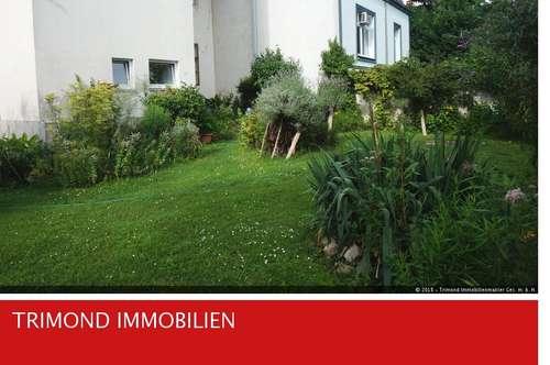 Freundliche, helle 2-Zimmerwohnung mit Gartenmitbenützung zw. Zentrum und Bahnhof Hollabrunn gelegen!