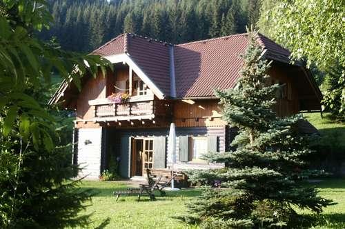 Wunderschönes Ferienhaus mit Karawankenblick !
