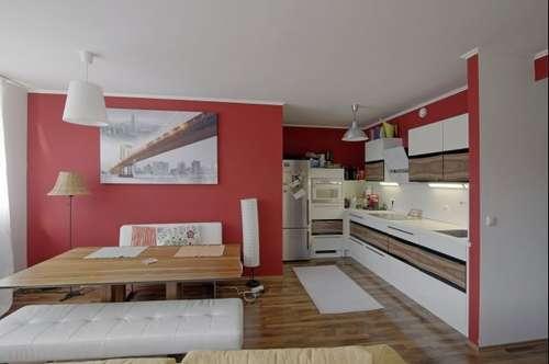 Helle und gepflegte 4-Zimmer-Wohnung