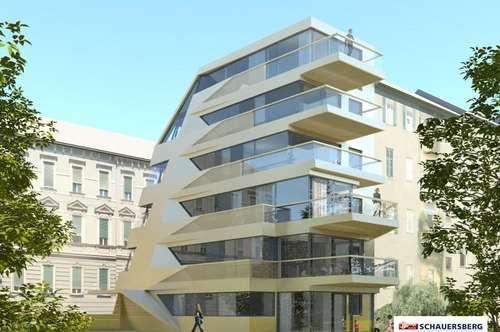 Traumhaftes Wohnen im Zentrum Neubau Brockmanngasse