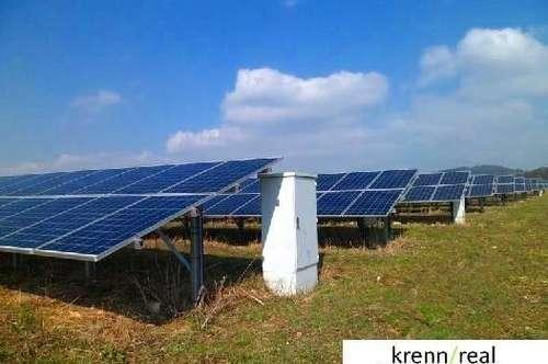 TOP ANLAGEMÖGLICHKEIT Wertanlage + Photovoltaikfeld - Sicheres Investment für die Zukunft mit toller Rendite