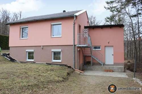 Rechnitz/Geschriebenstein: Haus am Waldrand