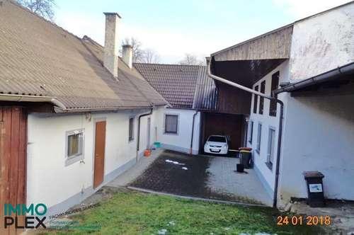 Geräumiges und BEZUGSFERTIGES Landhaus Nähe Horn! - Mit zwei getrennten Wohneinheiten, großer Garten
