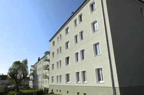 Sehr ansprechende und attraktive Wohnung mit Kinderzimmer und schönem Balkon! Viele Grünflächen - urbane Lage nah am Zentrum! Provisionsfrei!