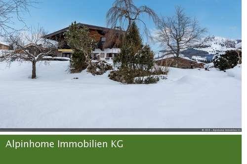 Einfamilienhaus mit traumhaftem Grundstück - EXCLUSIV durch Alpinhome Immobilien