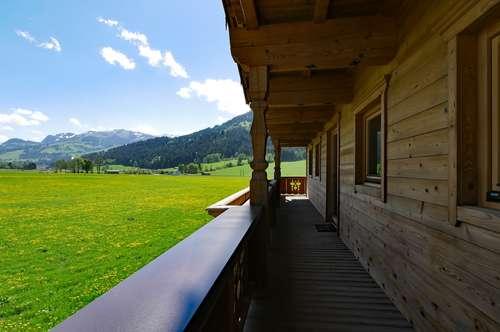 Apartment im Tiroler Flair