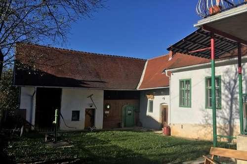 Preisschnäppchen! Großes Wohnhaus mit 3 extra Wohnungen , Innenhof und Nebengebäude