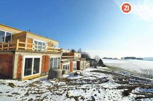Herrliche 5 ZI-Terrassenwohnung am Lärchenweg in Lichtenberg