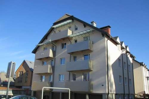 Geförderte 2-Zimmer Dachgeschoßwohnung mit hoher Wohnbeihilfe in Tamsweg mit Balkon und Einzelgarage