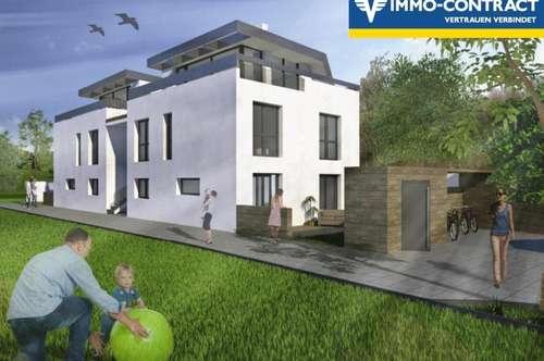 Barrierefreie Eigentumswohnung in Doppelhausanlage - Ihre persönlichen Wohnvorstellungen können wahr werden!