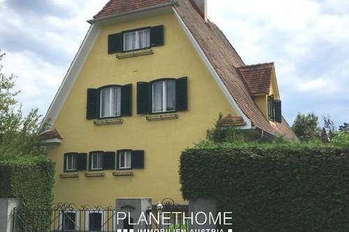 Graz-St. Leonhard Vorstadtvilla mit Retro-Charme