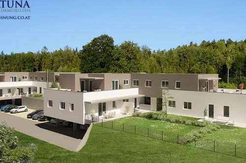 Idyllische Grünruhelage vor´m Grazer Stadttor - 4 Zi / 95m² Wohnfläche - 56m² Süd-West Terrasse