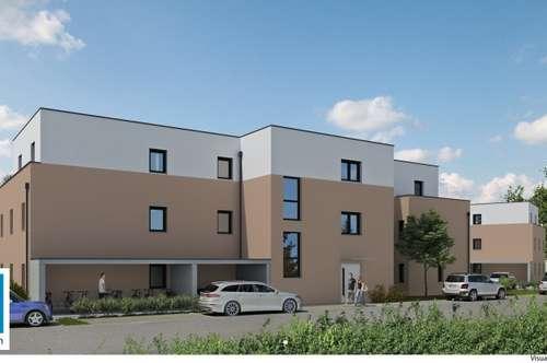 helle 66,37m² Neubau-Eigentumswohnung in Hartkirchen/Karling -PROJEKT WOHNTRAUM 2018