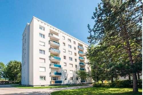 RESERVIERT !! Dreizimmerwohnung mit Westloggia in Waidmannsdorf