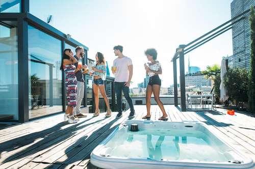 Provisionsfrei: 2 Zimmer Penthousewohnung nähe Shopping City Seiersberg