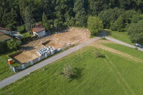 4 Einfamilienhäuser in Frohsdorf!