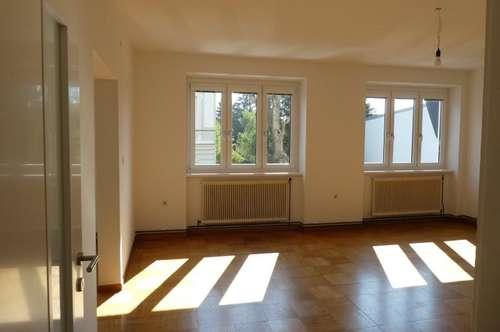 Zentrumsnahe,sonnige,geräumige Mietwohnung mit Gartenanteil und Garage
