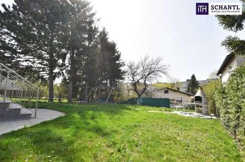 Absolute Ruhelage beim Kurpark Oberlaa! Genießen Sie ein neues Lebensgefühl in Ihrer neuen Traum-Villa mit großem Garten!
